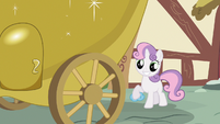 Sweetie Belle isn&#39;t it smashing S3E4