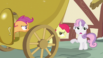 Sweetie Belle I didn't mean S3E4