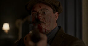 Richard harrow blood