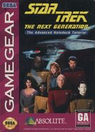 Star Trek TNG Advanced Holodeck Tutorial Game Gear Cover