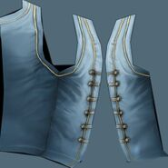 PM vest open blue silverbuttons copy