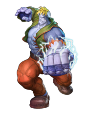 Darkstalkers Resurrection Victor 01