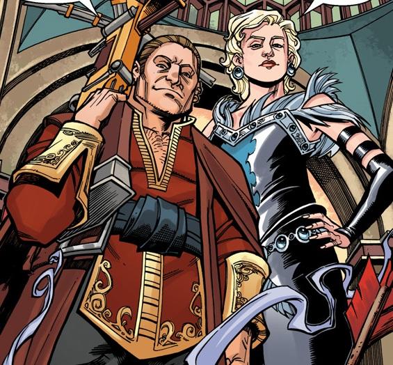 Dragon Age  Tethras Signet Ring