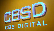 CBS Digital logo