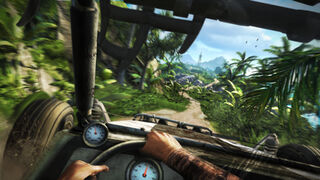 Driving awesome far cry 3