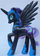 Toy of Princess Luna in her Nightmare Moon form