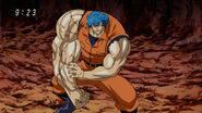 Toriko pumped up for Kugi Punch