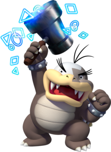 Morton Koopa Jr (New Super Mario Bros U)