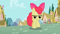 Apple Bloom mad at her failure in bowling S2E6.png