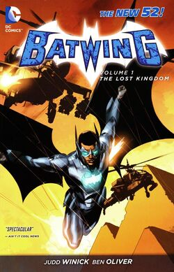 Batwing The Lost Kingdom