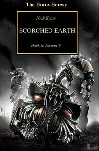 Novela scorched earth
