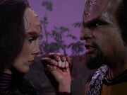 Klingon foreplay