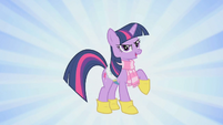 Twilight dressed up S1E11