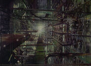 Borg cube interior, 2366