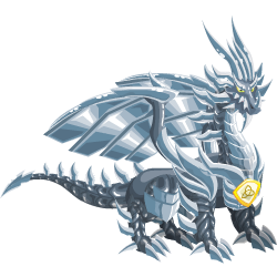 Dragón Metal Puro - Wiki Dragon City