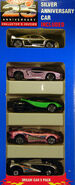 1993 25th Anniversary Dream Car 5 Pack