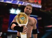 Biff as IC Champion