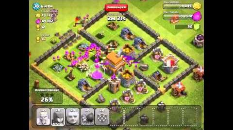 Clash of Clans Archers Level-5