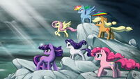 My Little Pony Friendship Is Magic's wallpaper