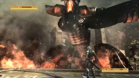 Metal Gear Rising -- Bootcamp Video 2 Dec 7 2012