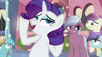 Rarity &#39;It&#39;s so sparkly!&#39; S3E1