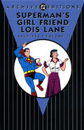 Superman's Girlfriend Lois Lane Archives Vol 1 1