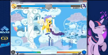 FightingMagic Cloudsdale