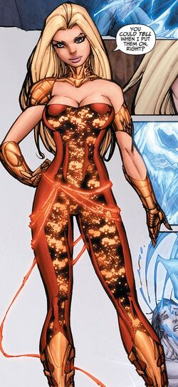 Wonder Girl New 52