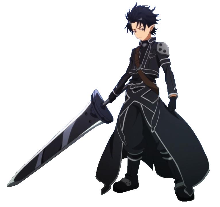 Kirito sword art online wiki