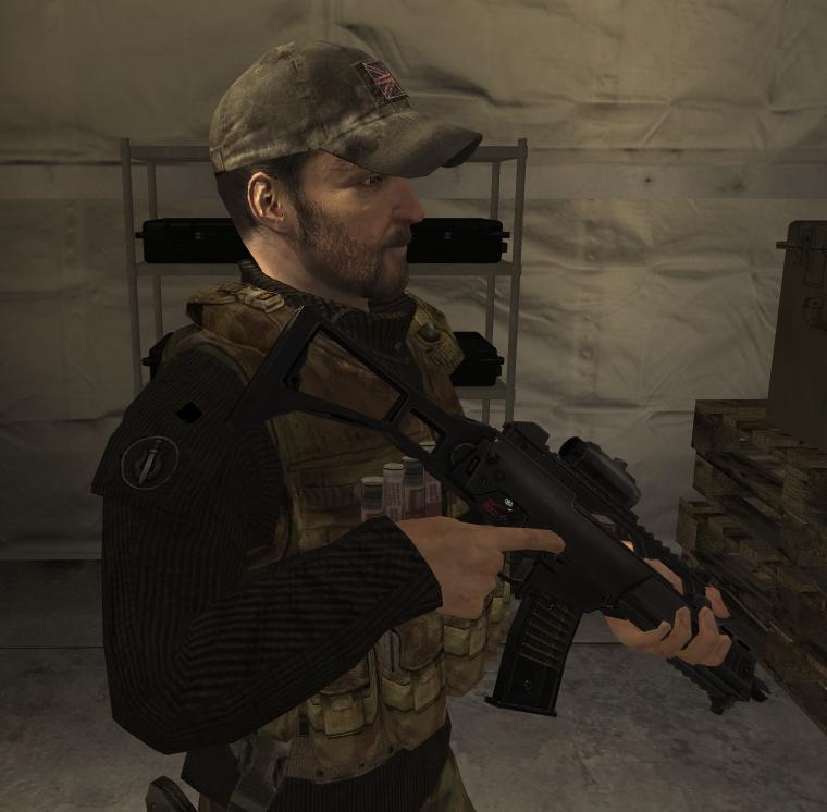 Call Of Duty 4 Modern Warfareın Karakterleri Hakkında