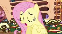 Fluttershy sigh S3E05