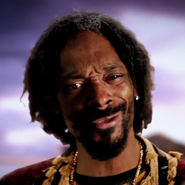 Snoop Lion as Moses