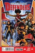 Fearless Defenders Vol 1 2