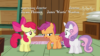 Scootaloo &#39;I know, I know&#39; S3E06