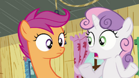 Sweetie Belle &#39;It was a really nice compliment and all&#39; S3E06