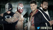 TLC 2012 Tag Team Match