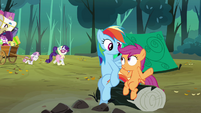 Scootaloo 'If that's okay with you' S3E6