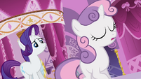 Sweetie Belle &#39;if you don&#39;t wanna spend time with me&#39; S3E06