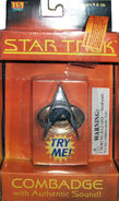 IPI Star Trek combadge