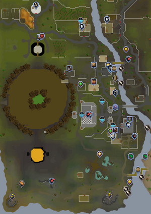 Lumbridge map