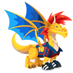 Dragón Futbolista - Wiki Dragon City