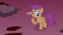 Scootaloo oh yeah S3E6