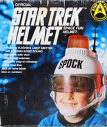 Remco Star Trek Spock Space Fun Helmet
