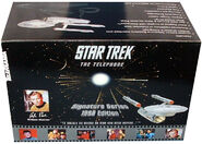 TeleMania USS Enterprise telephone boxed