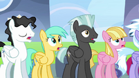 Pegasi 'Yes, ma'am' 2 S3E07