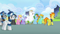 Pegasi &#39;Yes ma&#39;am&#39; S3E07