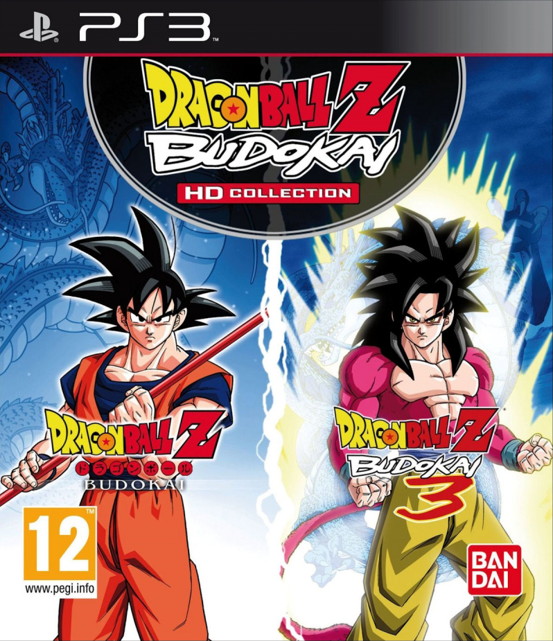 Dragon Ball Z: Budokai HD Collection - Dragon Ball Wiki