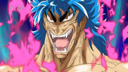 Toriko getting serious