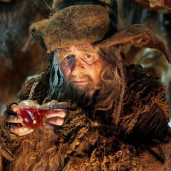 Radagast the Brown Hobbit promotional photo