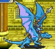 Zeiss as a Wyvern Knight